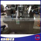 high precision semi-automatic hand capsule filling machine For Preforming Rubber Compound