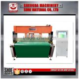 Computer Control Leather die Press Cutting Machine Leather Production Cutting Machine
