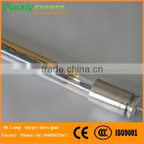 New design wavelength emitter Medium wave IR lamp for textile