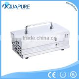 AQUAPURE 500mg portable/wall-mounted water ozonator for aquarium/pool ozone generator