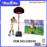 kings sets China factories basketball set mini basketball game toy