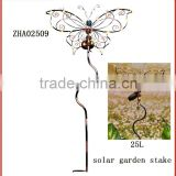 Butterfly Garden Solar Equipment Solar Streetlight Solar Spot Light