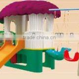 EXCELLENT QUALITY PLASTIC BABY SLIDE AND SWING (HB-13803)