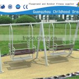 (CHD-900) Galvanized adult swing set