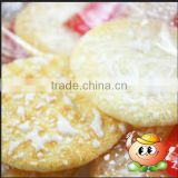 GMP Certificated Normal rice cracker