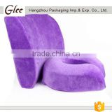 Fashinonal fancy unique High density cooling memory foam pillow, high ventilate memory foam pillow