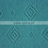 nonwoven Polyester velour Jacquard Exhibition Carpet