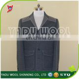 Men splicing suit Custom suit/business wear/garment for men
