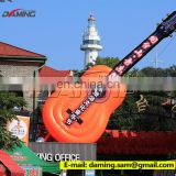giant Inflatable Guitar, custom Inflatable Guitar, Inflatable Guitar