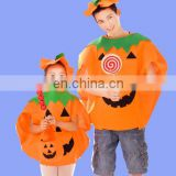 Fancy kids or adult Children's Halloween Costume Pumpkin Style Masquerade halloween costume suppliers wholesale