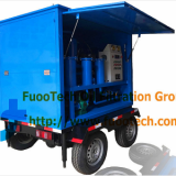 Series ZYD-L Luxury Type Double-stage Vacuum Insulating Oil Treatment Plant