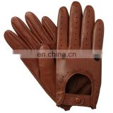 PK mens leather driving gloves supplier