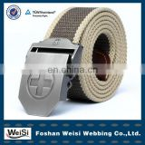 Fashion Casual Military Boys Canvas Belt