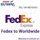International Expressfrom China to the worldwide by DHL/UPS/TNT/Fexdex,FEdex shipping agent