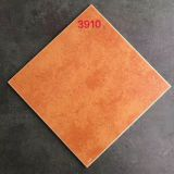 12X12in Orange Yellow Glazed Rustic Ceramic Tile