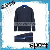 dri fit mens/womens plus size sportswear tracksuit without logo and pattern oem service for sale