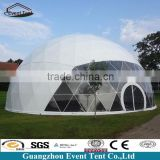 32m diameter big geodesic dome commercial tent house,carpas domo para comercial