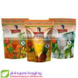 pet food packaging Coffee pouch heatseal tea bag filter paper food packaging plastic bags custom printed food packagi