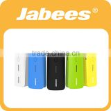 Jabees high quality stylish portable new power bank for Iphone 6
