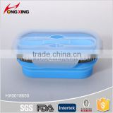 800ml SILICON+PP students plastic lunch box with spoon/lid                                                                                                         Supplier's Choice