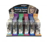 Reading glasses with led light,LED readers for reading glasses                                                                         Quality Choice