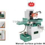 Best Selling Precision M618 flat grinding machine manual surface grinder machine with P4 ball bearing