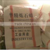 Paraffin wax 58-60 blocks for candle making raw materials