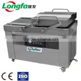 DZ500 2SB Fully automatic double vacuum chamber packing vacuum machine                                                                         Quality Choice