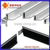 Silver Anodized,Black Anodized,Champagne Anodized Aluminum Solar Frames for Solar Energy Products System