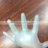 disposable TPE Hybrid Strenched Elastic glove for beauty salon