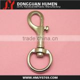 Jinyu custom snap hook / swivel snap hook with different shapes zinc alloy custom swivel snap hook