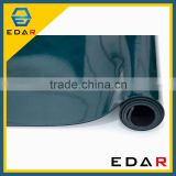 Antistatic ESD cleanroom gray green rubber table mat 2mm thickness hot-selling