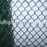 chain link netting / pvc coated chain link fence/ galvanized chain link fence Yaqi supply
