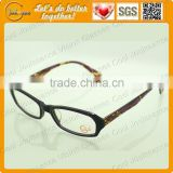 Made in china beautiful trendy style fashion types of eyeglass frames