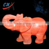 Gemstone carved Elephants,Gifts and Crafts,stone handicrafts