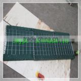 pvc coated welded mesh hesco barriers price for hot sale/welded mesh hesco barriers