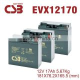 for DR POWER FIELD MOWER CSB battery rechargeable battery 12V 17AH