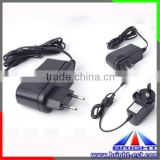 High Quality European/American Standard Plug in 12v 2a Wall power supply,220V AC Input Great Wall Mount Power Supply