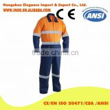 Man cotton work suit coverall male labor suit protective clothing JACKET PANT Safety work wear safety clothing