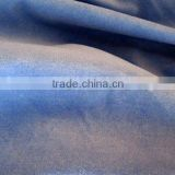 cotton/spandex velvet fabric for garment