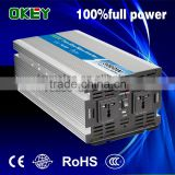 OPIP-3000-1-24V China manufacture pure sine wave for solar system dc 110v to ac 24v 3000w power inverter