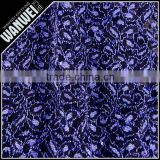 sequin fabrics nylon polyester black and red blue double color fish scale sequin fabric and evening dress with sequins
