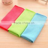 Hot sale glass cloth microfiber cleaning cloth                                                                         Quality Choice