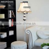 High Quality Modern Floor Lamps Interior Light Fixture with Beautiful Lampshade MD3140