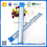 2016 anodized aluminum triangle rulers for exhibition