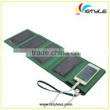 High quality 8000mah foldable solar charger 8000mah foldable solar storage power with ce
