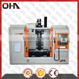 OHA Brand VMC-610 Small CNC machine center mini vertical machining center,mini cnc milling machine                                                                         Quality Choice
