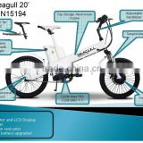 Adult electric city bicycle/ lady bike for sale with aluminum/alloy frame made in China