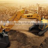 SDLG 22Ton Crawler Excavator LG6225E With 1.2cmb Bucket For Sale, Hot Sale LG6225E/LG6360E/LG6250E/LG6300E/LG6400E/LG6360E