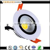 8 inch recessed led down light with emergency backup battery